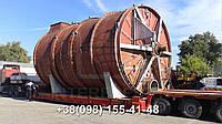 Международные перевозки негабаритных грузов Украина - Россия. Аренда трала. Негабарит