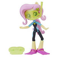 Май лител пони Флаттершай Пляж My Little Pony Equestria Girls Beach Collection Fluttershy оригинал