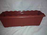 Ящик для цветов балконный 60 см.
