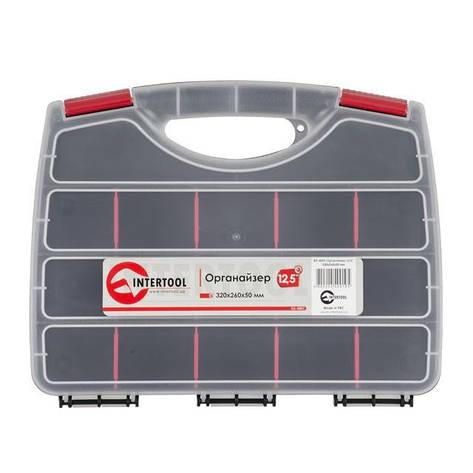 Органайзер пластиковый INTERTOOL BX-4001, фото 2