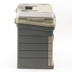 Органайзер пластиковый многофункциональный INTERTOOL BX-4017, фото 3