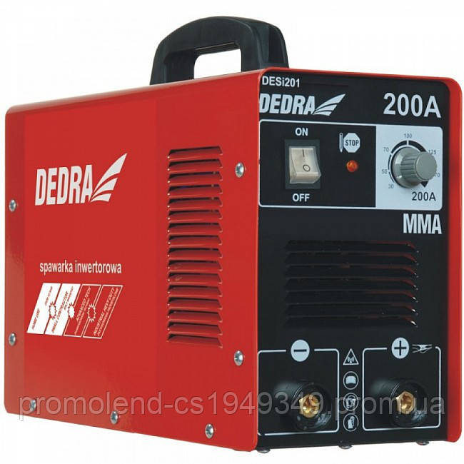 Сварочный аппарат DEDRA DESI201