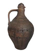 Графин для вина СК (Станиславcкая глиняная посуда)