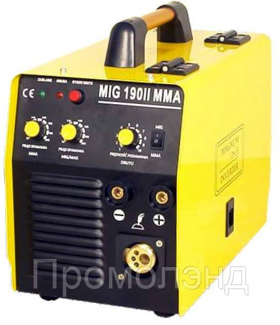 Сварочный аппарат MAGNUM MIG 190 II DIGITAL