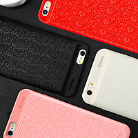 Чехол-аккумулятор Baseus Plaid для iPhone 7/7s/8 2500mAh