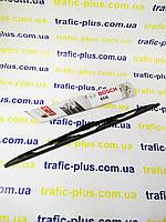 Щётки стеклоочистителя (водительская сторона, 600 мм) на Renault Trafic / Opel Vivaro 2001-> — Bosch