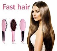 Fast Hair (Фаст Хаир) - расческа выпрямитель, фото 1