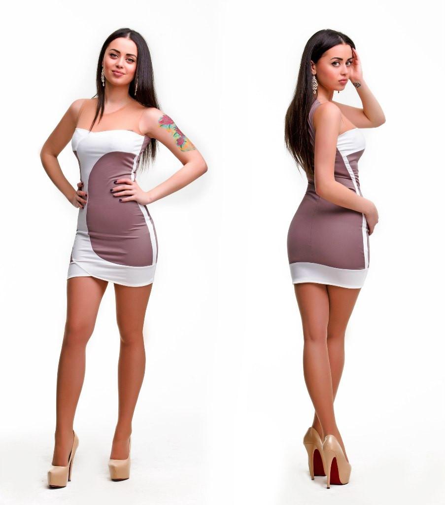 Платье пазл микродайвинг