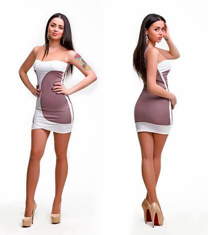 Платье пазл микродайвинг, фото 2