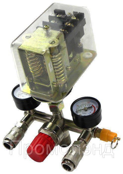 Переключатель давления для компрессора 400V GEKO G80324