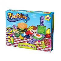 Набор для лепки Гамбургерная Plastelino (NOR2854)