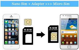 Micro-Sim Adapter 3-in-1,Киев