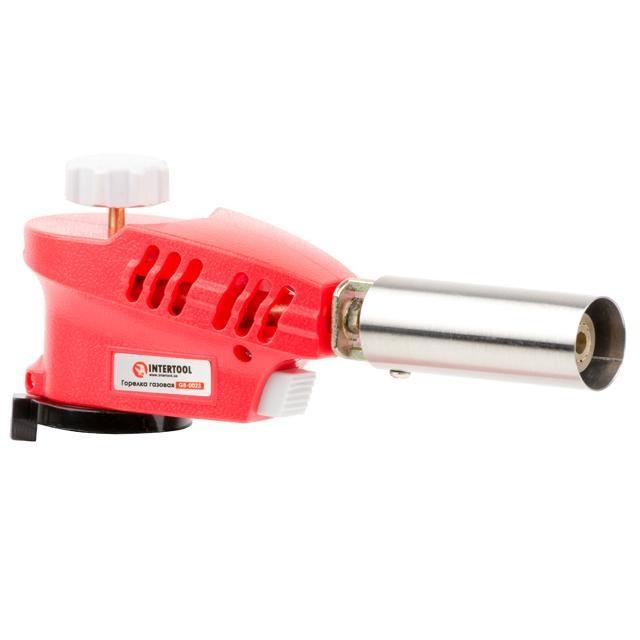 Горелка газовая [] INTERTOOL GB-0023