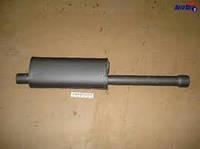 Резонатор Газель двигатель 406,402 (длинная труба) (производство SKS)