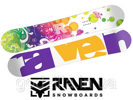 Сноуборд RAVEN LUCY JUNIOR 146 см