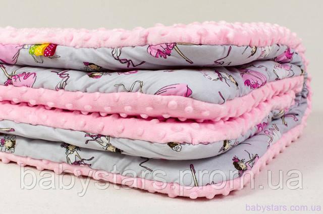пледы и одеяла для новорожденных