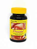 Мультивитамины для Беременных, Natures Plus, 90 таблеток