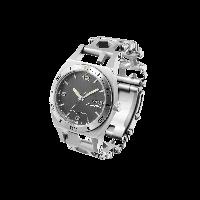 Часы-браслет Leatherman Tread Tempo (серебро)