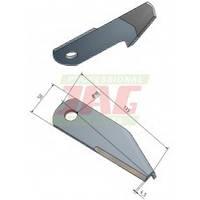 Нож измельчителя соломы MWS 87031978 87031978 NEW HOLLAND