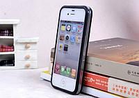 Силиконовый бампер apple iphone 5,5S
