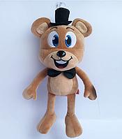 Мягкая игрушка 30 см. Фредди 5 ночей с Фредди Аниматроники. Фнаф , фото 1