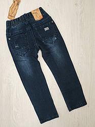 Джинсовые брюки для мальчиков, Taurus, арт. F-529, рр 98