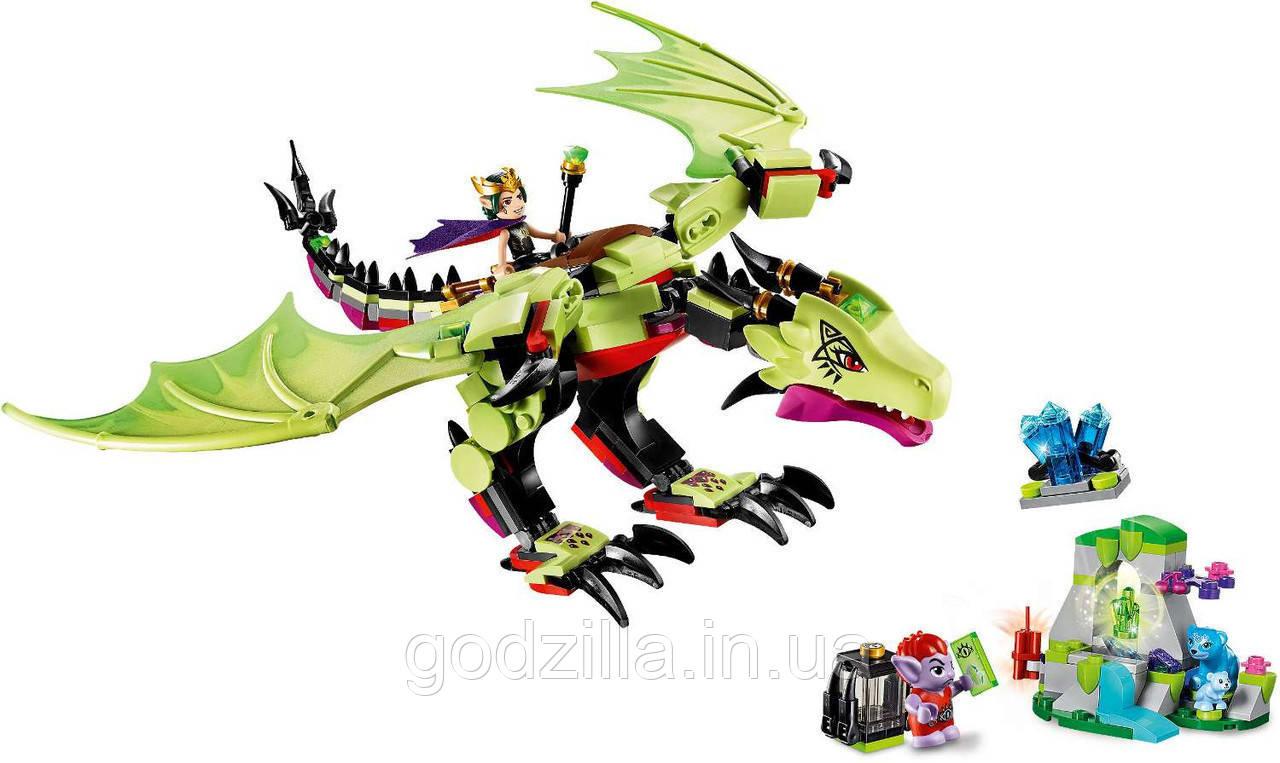 LEGO ELVES Злой Дракон Короля Гоблинов