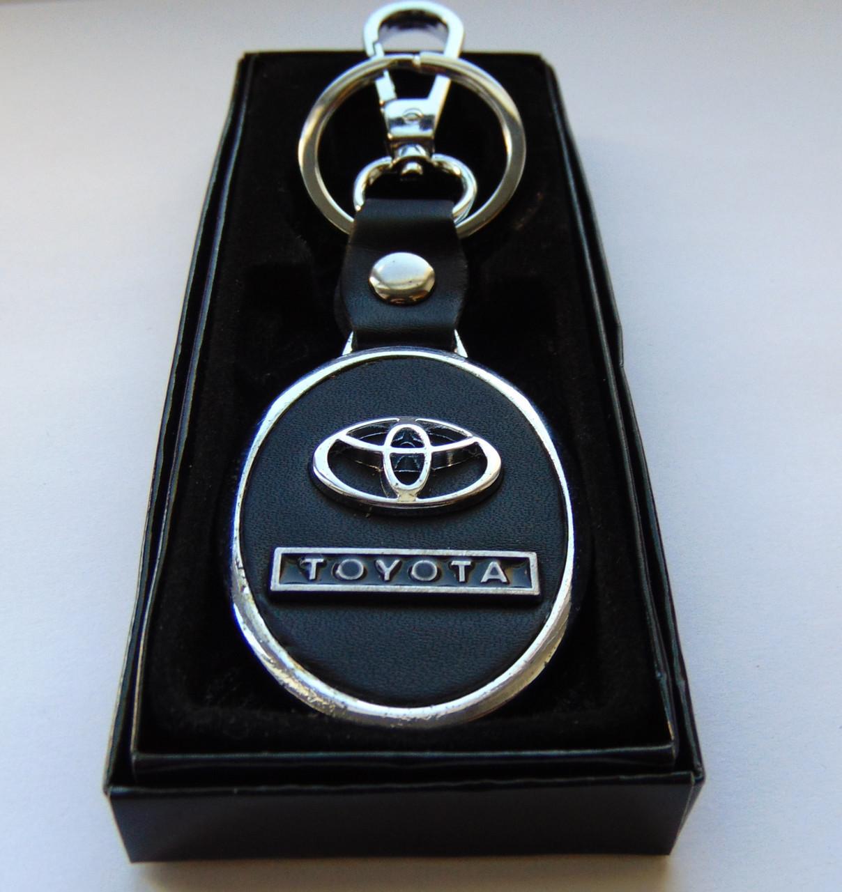 Уценка! Автомобильный брелок Toyota