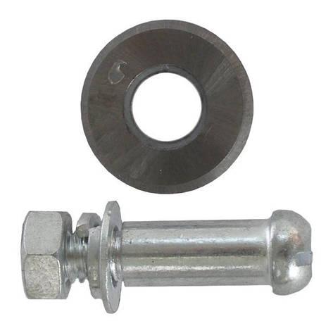 Колесо сменное для плиткореза с осью INTERTOOL HT-0348, фото 2