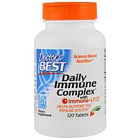 Комплекс для Поддержки Иммунитета, Immuno-LP20, Doctor's Best, 120 таблеток