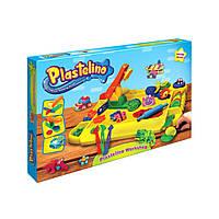 Набор для лепки Художественная мастерская Plastelino (NOR3257)
