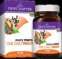 Ежедневные Мультивитамины для Мужчин, Every Man, New Chapter, 48 таблеток