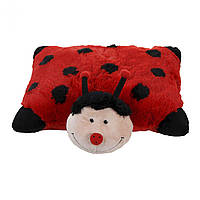 Декоративная подушка Pillow Pets Божья коровка (DP02141)