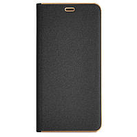 Чехол-книжка для Samsung Galaxy A8 2018 A530 Florence TOP №2 чёрная, фото 1
