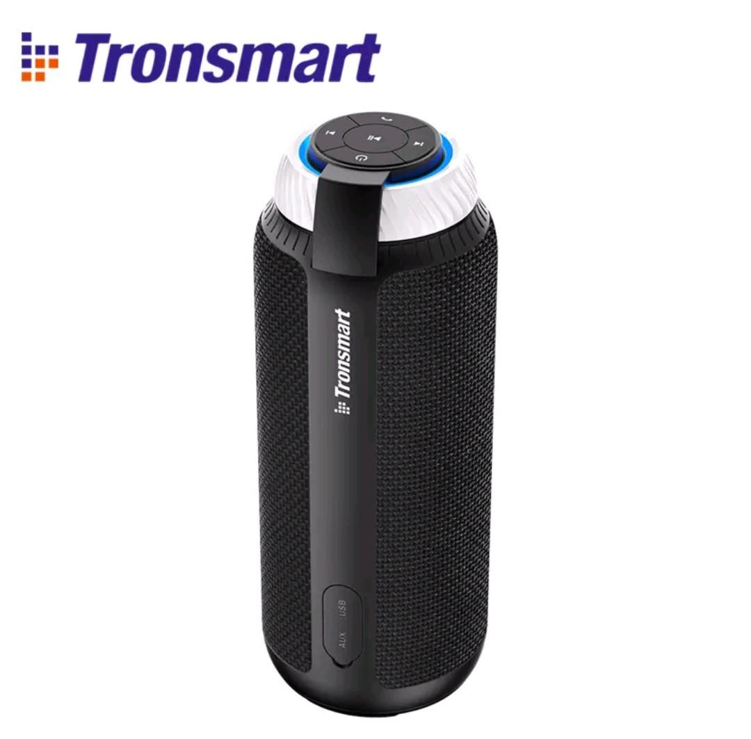Блютуз колонка Tronsmart Element T6 з мікрофоном 25W 360 Stereo Б/У