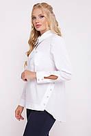 Удлиненные рубашки свободного кроя в 3х цветах АР Ядвига 50-60 размер, фото 1
