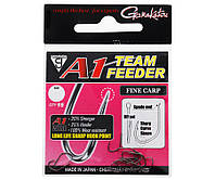 Крючок Gamakatsu A1 Team Feeder Fine Carp №8 15шт.