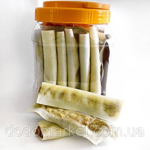Сырокопченые чипсы с утиным мясом 500 гр Dog Snack