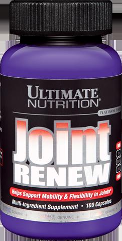 Полное Обновление Суставов, Renew, Ultimate Nutrition, 100 капсул