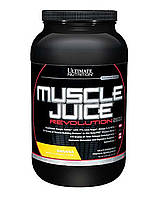 Гейнер, Вкус Банана, Muscle Juice Revolution, Ultimate Nutrition, 4.69 фунта (2.13кг)