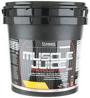 Гейнер, Вкус Банана, Muscle Juice Revolution, Ultimate Nutrition, 11.1 фунт (5 кг)
