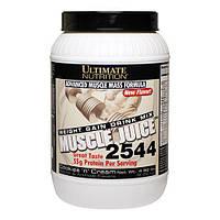 Гейнер, Вкус Печенья с Кремом, Muscle Juice, Ultimate Nutrition,4.96 фунта (2,25кг)