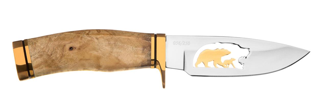 "Нож Buck ""Heritage Series, Burlwood Vanguard®"""