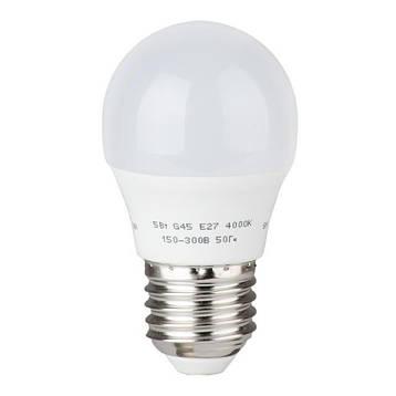 Светодиодная лампа LED 5Вт, E27, 220В, INTERTOOL LL-0112, фото 2