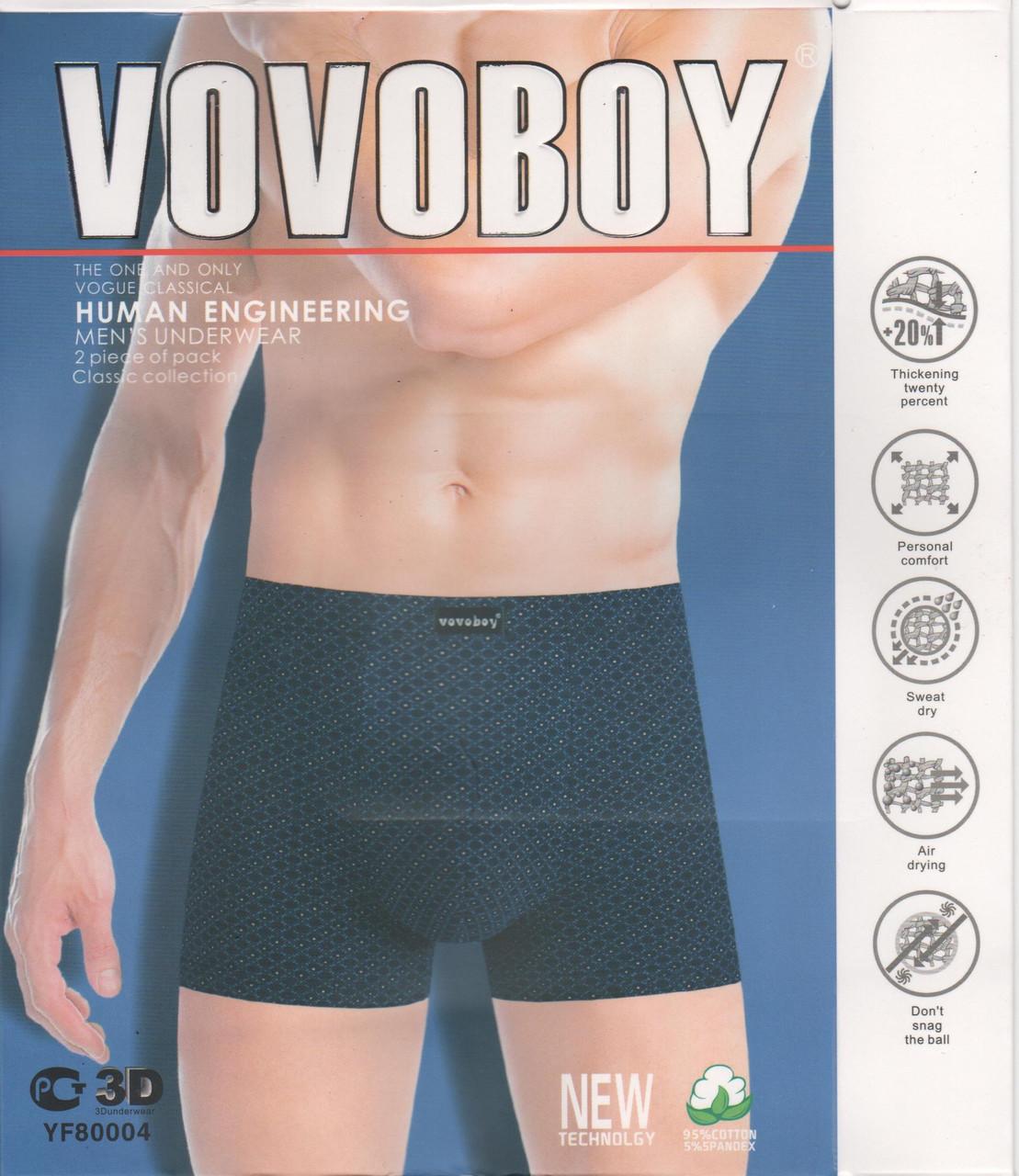 b3b4fff5e00e5 Мужские трусы боксеры Vovoboy хлопок 12 шт в ростовке разные размеры ...