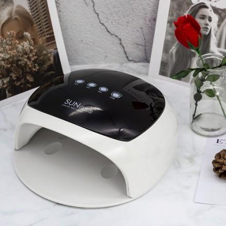 Лампа для сушки ногтей LED+UV Lamp SUN 4S Plus 52W