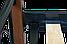Кровать Элизабет односпальная 90*200/190, металл + дерево, фото 4