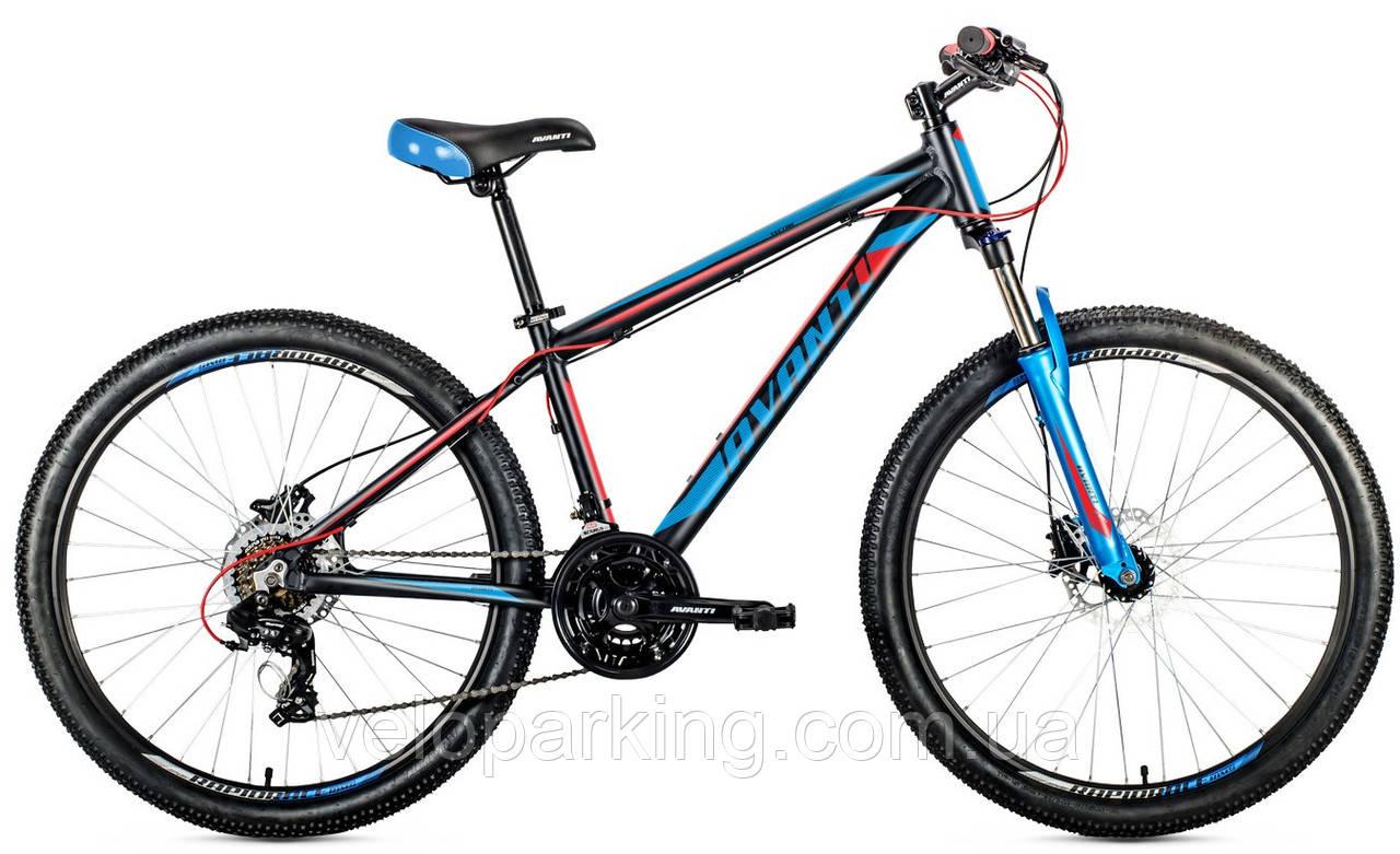 Горный велосипед  Avanti  Vector 26 (2019) гидравлика new