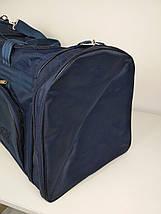 Большая мужская спортивная сумка 65*35*30 см, фото 3