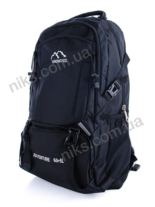 Рюкзак туристический спортивный Superbag, черный